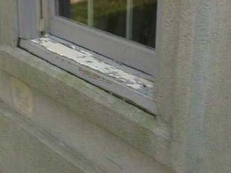 Problems Stucco EIFS flat sills