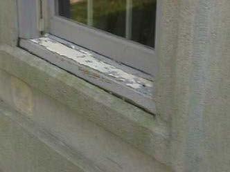 Problems Stucco EIFS flat sills