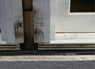 Stucco EIFS windows leak mullions poor seal